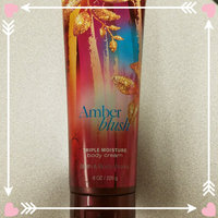 Bath & Body Works® Signature Collection AMBER BLUSH Ultra Shea Body Cream uploaded by Lauren M.