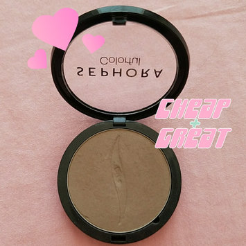 Photo of SEPHORA COLLECTION Colorful Face Powders – Blush, Bronze, Highlight, & Contour uploaded by Michelle K.