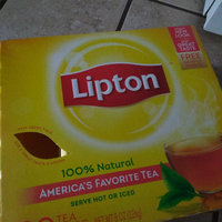 Lipton® Serve Hot or Iced Tea Bags uploaded by Angela M.