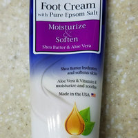 Dr Teals Shea Enriched Foot Cream uploaded by Kelli J.