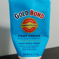 Gold Bond Healing Therapeutic Foot Cream uploaded by Kelli J.