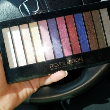 Makeup Revolution Redemption Eyeshadow Palette Iconic 3 uploaded by Diana A.