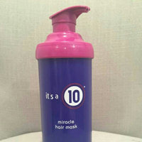 It's a 10 Miracle Hair Mask uploaded by fatima ezzahra b.