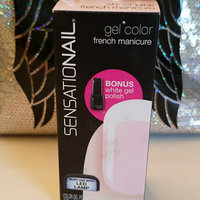 Sensationail By Nailene French Manicure Gel Polish uploaded by Brandy L.