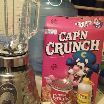 Cap'n Crunch Cereal uploaded by Kenicha R.