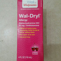 Walgreens Wal-Dryl Allergy, Liquid Cherry uploaded by Christina G.