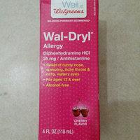 Walgreens Wal-Dryl Allergy, Liquid Cherry uploaded by Christina G.