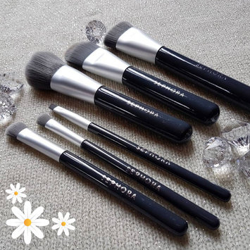 Photo of SEPHORA COLLECTION Deluxe Charcoal Antibacterial Brush Set uploaded by Devika M.