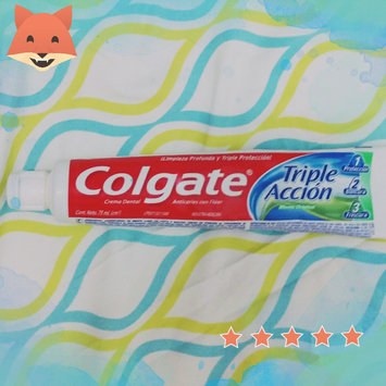 Photo of Colgate® Triple Action Fluoride Toothpaste Original Mint uploaded by Simone Pisani B.