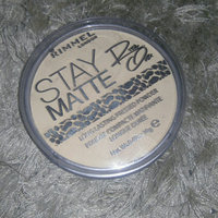Rimmel London Stay Matte Pressed Powder uploaded by Ellie P.