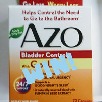 AZO Bladder Control, Capsules uploaded by Adeline P.