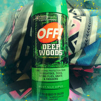 OFF! Deep Woods Insect Repellent uploaded by Krista P.