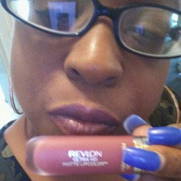 Revlon Ultra HD Matte Metallic Lipcolor uploaded by Angela A.