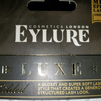 Photo of Eylure Luxe Faux Mink Gilded Lashes uploaded by Britni R.