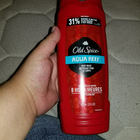 Red Zone Old Spice Body Wash Red Zone Aqua Reef 21 oz (621ml) uploaded by Brittany B.