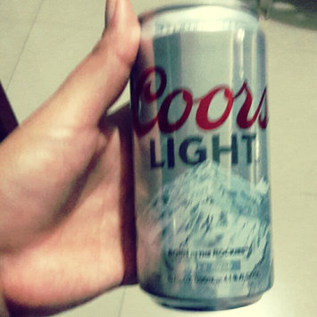 Photo of Coors Light uploaded by Daneymis BM-118761 P.