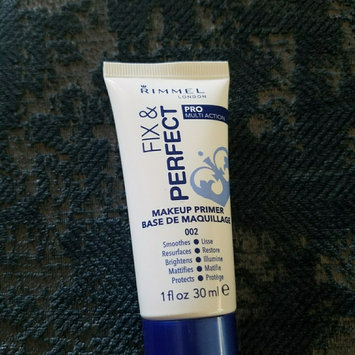 Photo of Rimmel London Fix And Perfect Pro Primer uploaded by Bonnie H.