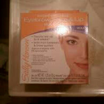 Photo of Sally Hansen® Microwavable Eyebrow, Face & Lip Wax Kit uploaded by Mohamed O.