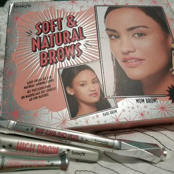 Photo of Benefit Cosmetics Soft & Natural Brows Kit uploaded by Nimia B.