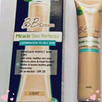 Garnier Skinactive 5-in-1 Skin Perfector BB Cream uploaded by hejer t.