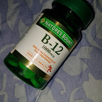 Nature's Bounty Vitamin B-12 uploaded by Khalisha H.