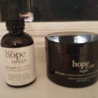 philosophy hope in a jar night intense retexturizing moisturizer uploaded by Joe G.