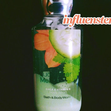 Photo of Bath & Body Works Signature Collection Cucumber Melon Body Lotion uploaded by Eli V.