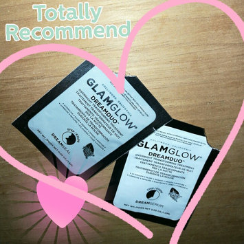 Photo of GLAMGLOW® Dreamduo™ Overnight Transforming Treatment uploaded by Carol A.