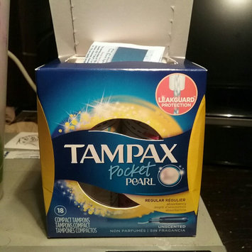 Photo of Tampax Pocket Pearl Regular uploaded by Quvante A.