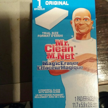 Photo of Mr. Clean Magic Eraser Original uploaded by Quvante A.
