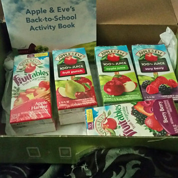 Photo of Apple & Eve Water Fruits Juice - Very Berry Blast - 6.75 oz - 8 ct uploaded by Michelle L.