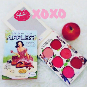 Photo of Thebalm the Balm How Bout Them Apples Cheek & Lip Cream Palette uploaded by Reham M.