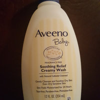Aveeno Baby Soothing Relief Creamy Wash uploaded by Becca H.