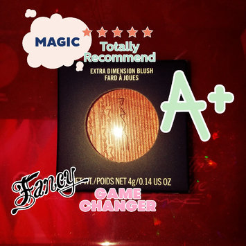 Photo of M.A.C Cosmetics Extra Dimension Blush uploaded by Nicole A.