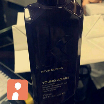 Photo of Kevin Murphy Young Again Immortelle Infused Treatment Oil 100ml uploaded by Nohaila O.