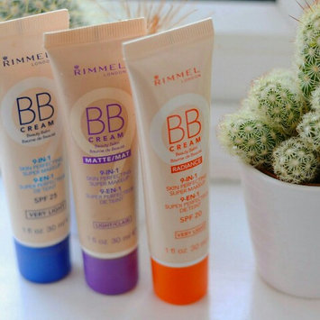 Photo of Rimmel London BB Cream 9-in-1 Skin Perfecting Super Makeup uploaded by Mohamed O.