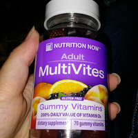 Nutrition Now™ Adult MultiVites Gummy Vitamins 70 ct Bottle uploaded by Tracy J.
