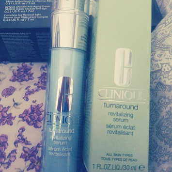 Photo of Clinique Turnaround™ Revitalizing Serum uploaded by Aisha R.