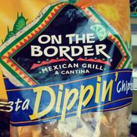 Generic On The Border Mexican Grill & Cantina Fiesta Dippin' Chips Tortilla Chips, 13 oz uploaded by Karla F.