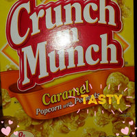 Crunch 'N Munch Popcorn Caramel Popcorn with Peanuts uploaded by Drea R.