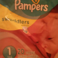 Pampers Swaddlers Mini Pack Size 1 Diapers 20 ct Bag uploaded by Latasha J.