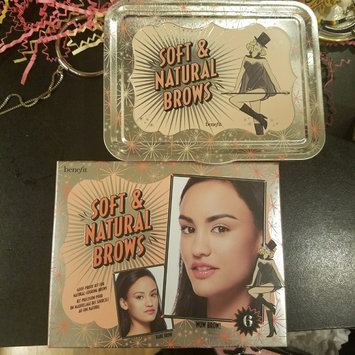 Photo of Benefit Cosmetics Soft & Natural Brows Kit uploaded by Tiffany V.