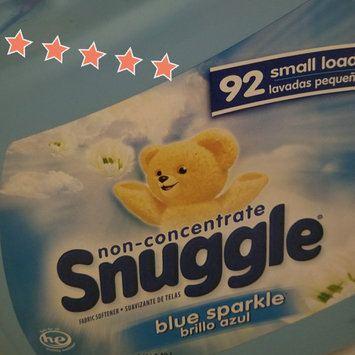 Ultra Snuggle Fabric Softener, Blue Sparkle, 197 loads (157.6oz.) uploaded by Christina H.