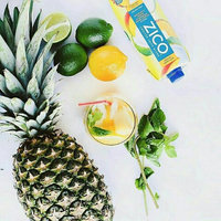 ZICO® Chilled Coconut Water & Pineapple Mango uploaded by fatima ezzahra B.