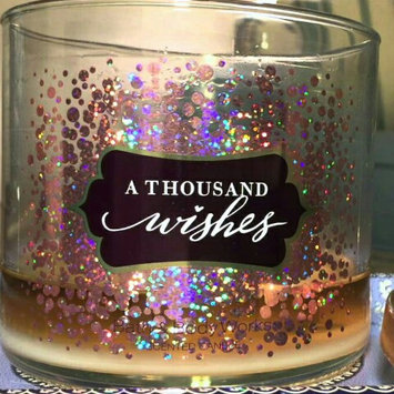 Photo of Bath & Body Works® A Thousand Wishes 3-Wick Candle uploaded by fatima ezzahra B.