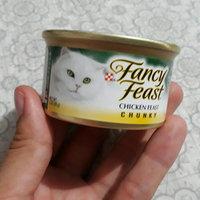Purina Fancy Feast Chicken Feast Chunky Gourmet Cat Food uploaded by Gisselle C.