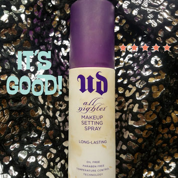 Urban Decay Chill Cooling and Hydrating Makeup Setting Spray uploaded by Deliscia T.