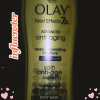 Olay Total Effects Advanced Anti-Aging Exfoliate and Replenish Body Wash 8.4 Oz uploaded by Patricia e.