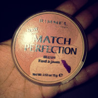 Rimmel Match Perfection Blush uploaded by Maraisa A.