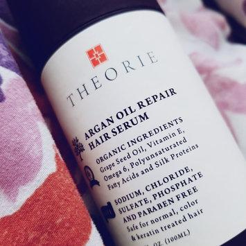 Photo of Theorie Argan Oil Repair Hair Serum uploaded by OnDeane J.